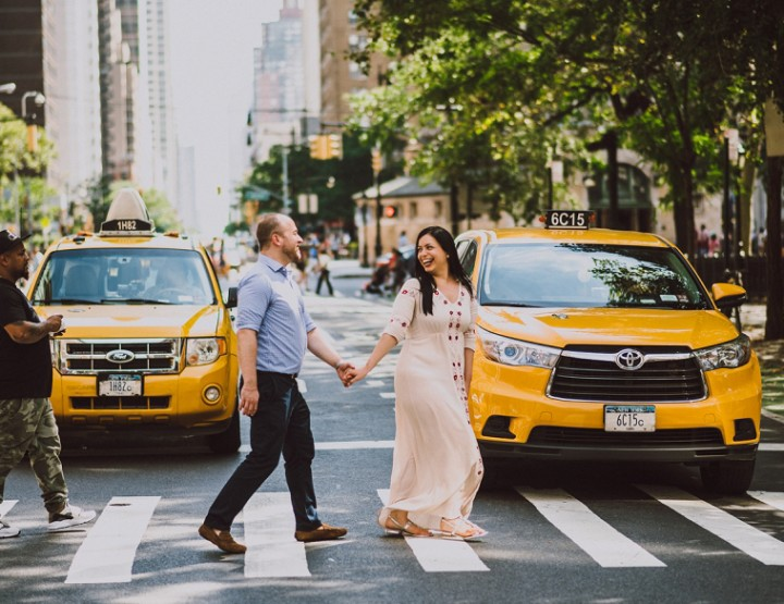 NYC Love Story - Maya&Justin